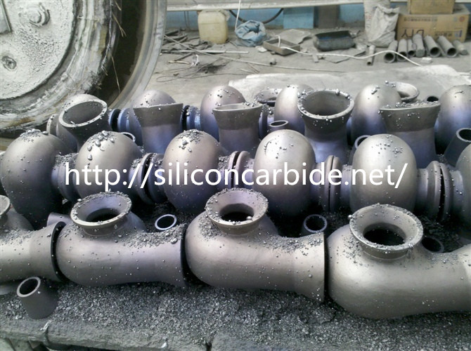 reaction bonded silicon carbide ceramics