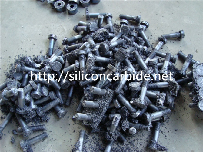 silicon carbide screw