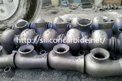 reaction bonded silicon carbide ceramics