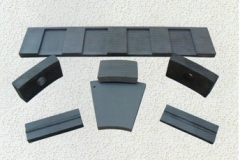 reaction bonded silicon carbide liners