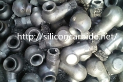 silicon carbide Desulfurization nozzle