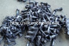 silicon carbide screw