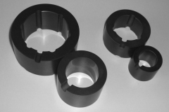 sintered silicon carbide bushings