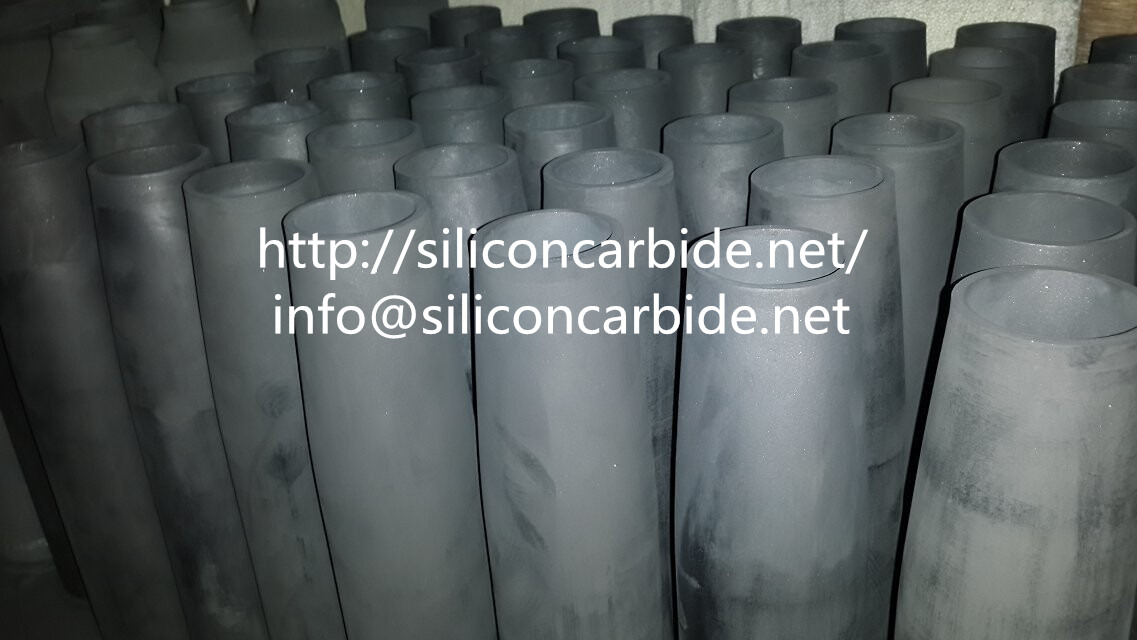 Silicon Carbide Burner Nozzle