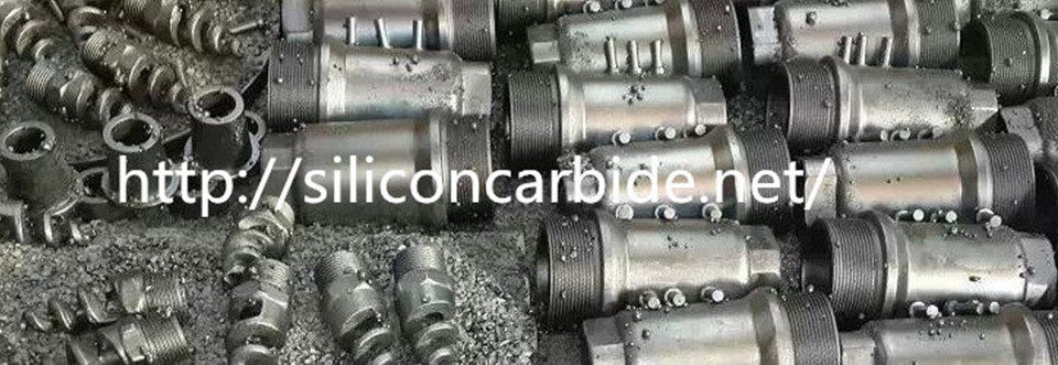 Forming way of Silicon Carbide Ceramic