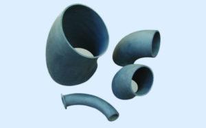 silicon carbide ceramic eblow for lining