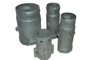 silicon carbide ceramic radiation tube