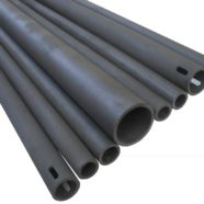 Reaction bonded silicon carbide ceramic roller