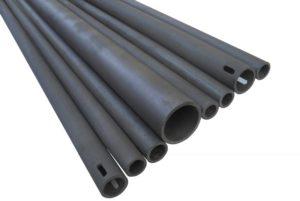 Reaction bonded silicon carbide ceramic roller