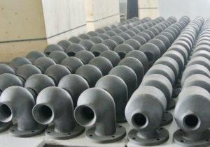 flue gas desulfurization nozzle